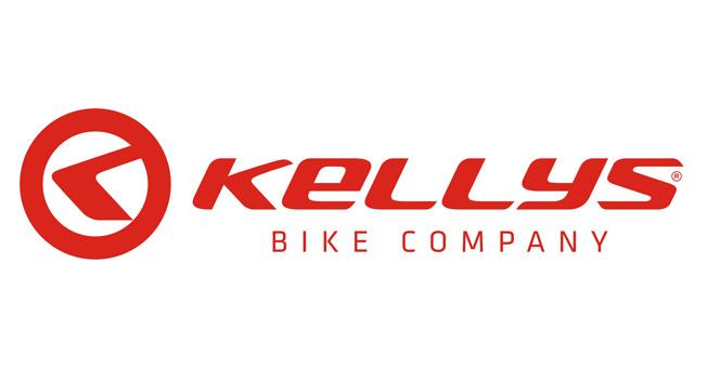 Logo KELLYS BICYCLES 2012 red white