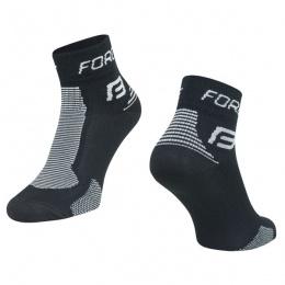 ponozky_force_1_fluo_cerno-sede