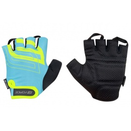 rukavice_force_sport_modra-fluo